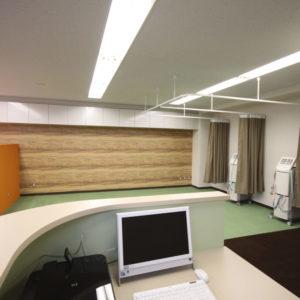 整骨院の内装デザイン