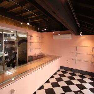 パン屋の店舗デザイン