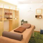 鍼灸院の内装デザイン