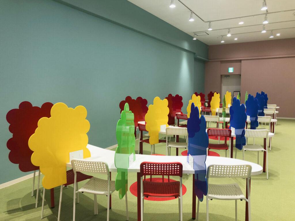 塾の内装デザイン